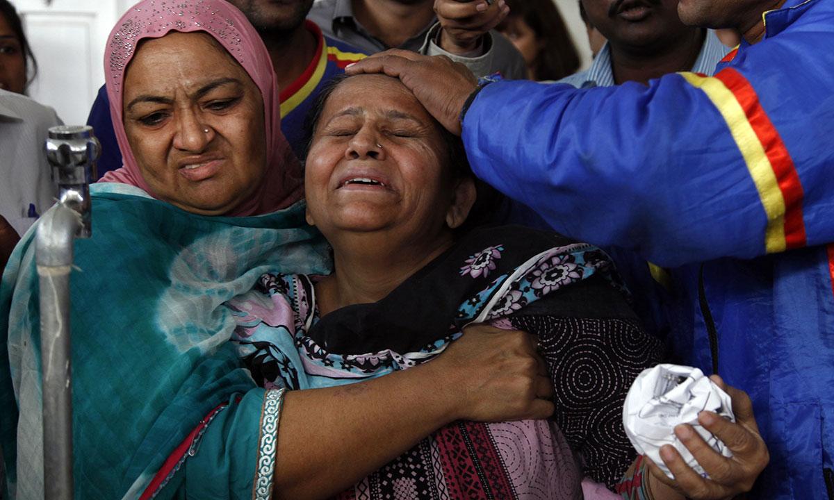 واقعے کے خلاف ملک بھر میں شدید احتجاج کیا جا رہا ہے جبکہ سیاسی، سماجی اور مذہبی حلقے واقعے کی بھرپور مذمت کر رہے ہیں۔