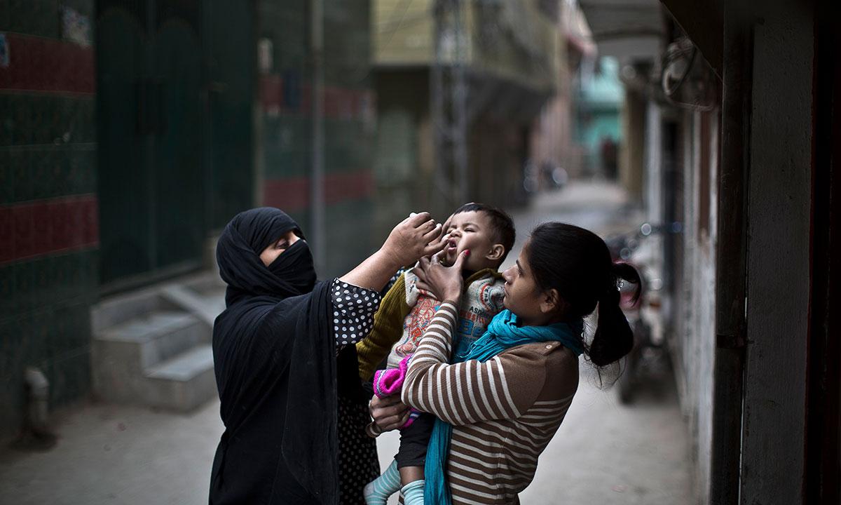 پاکستان دنیا کے ان تین ملکوں میں شامل ہے جہاں اس مہلک بیماری سے بچوں کی ایک بڑی تعداد متاثر ہے۔