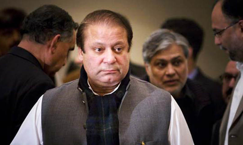 Govt determined to bring peace and stability, says Nawaz