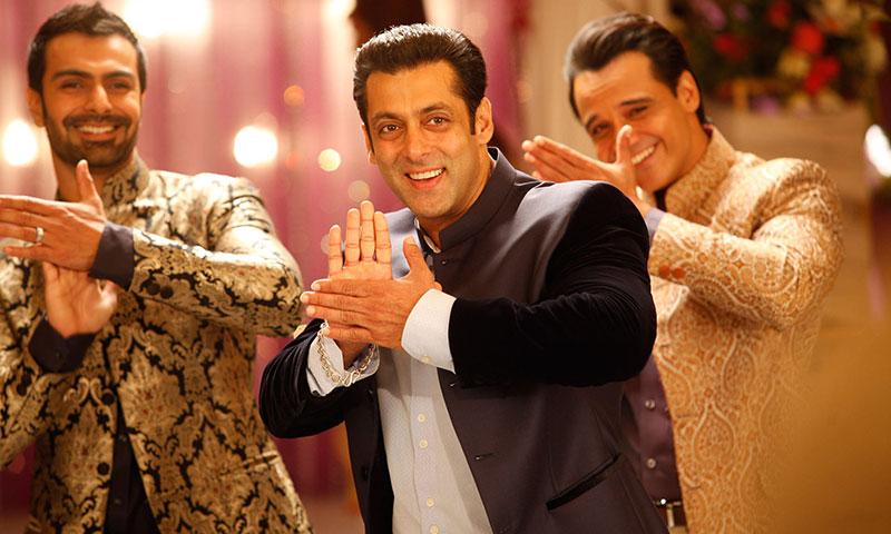 """A scene from movie, """"Jai Ho"""". - Courtesy Photo"""