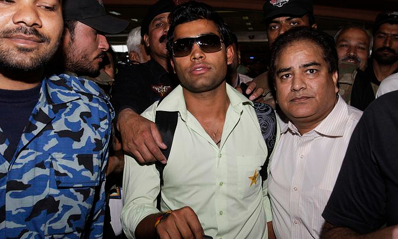 Court grants bail to Umar Akmal