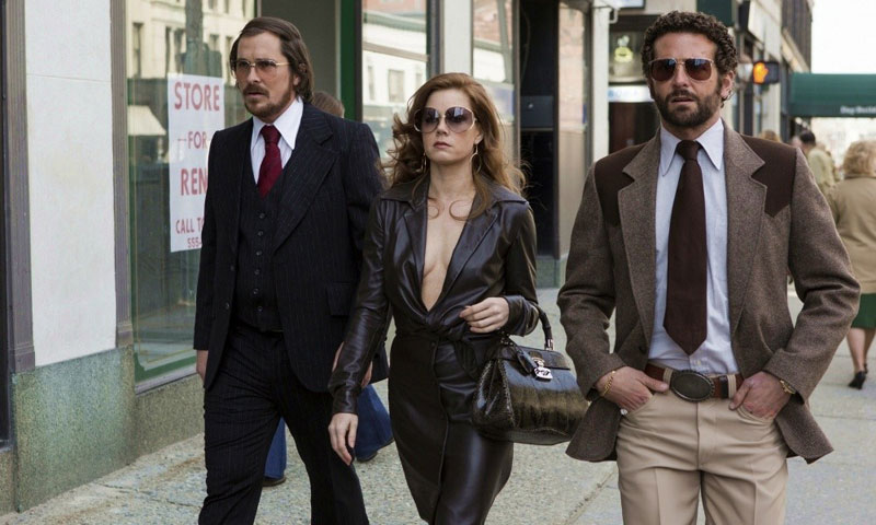 "A scene from movie, ""American Hustle"". - Courtesy Photo"