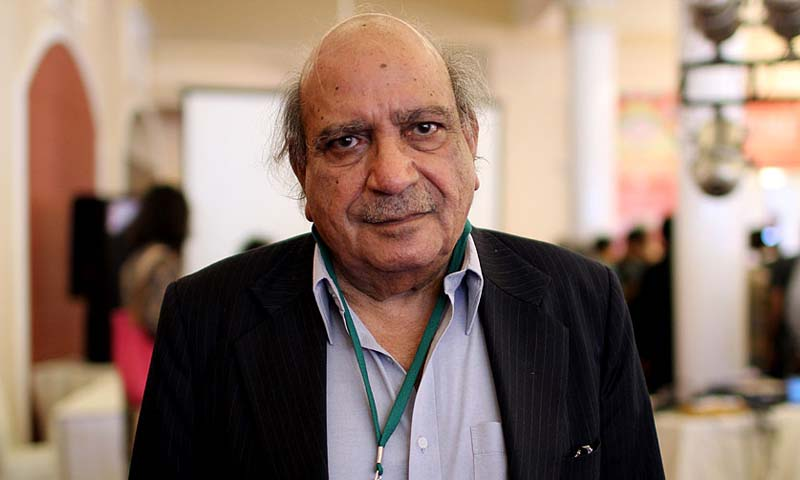 """""""We are still demonising communities yet no activism on the part of citizens is there. Balochistan represents one such population which is not being covered properly because it does not guarantee good ratings to the media,"""" said I.A. Rehman, secretary general of the independent Human Rights Commission of Pakistan. — File photo"""