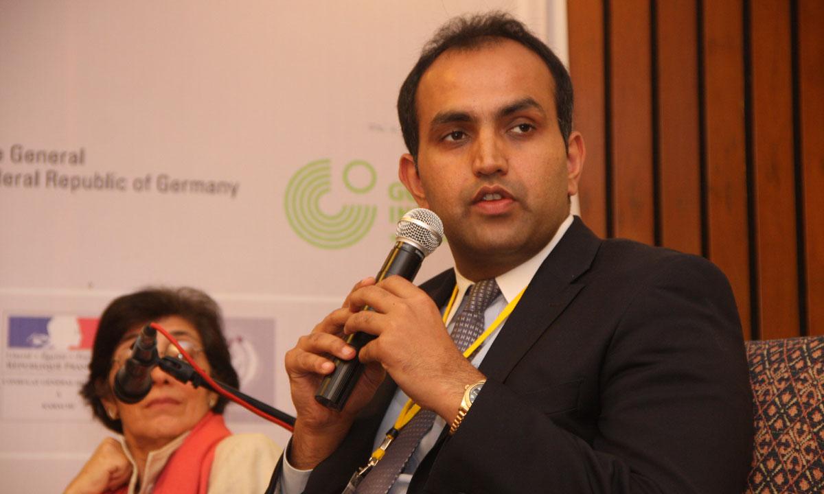 Faisal Mushtaq. – Photo by Aliraza Khatri