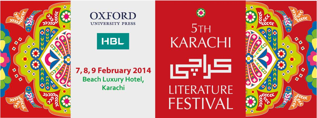 Karachi Literature Festival | 7th, 8th & 9th February | Beach Luxury Hotel