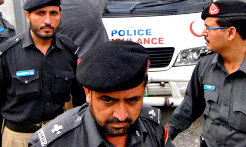 Polio team attacked in D I Khan; policeman killed