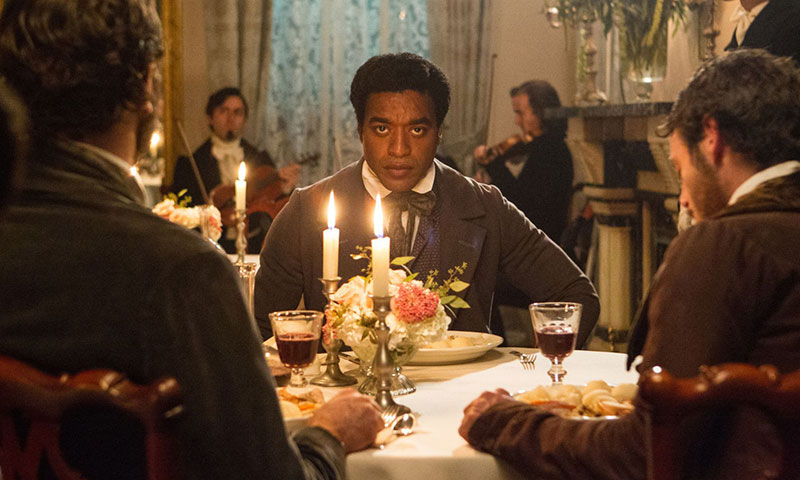 "A scene from movie, ""12 Years a Slave"". - Courtesy Photo"
