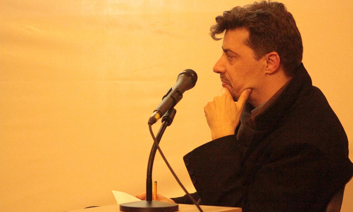 Julien Columeau. – Photo by Hamza Cheema