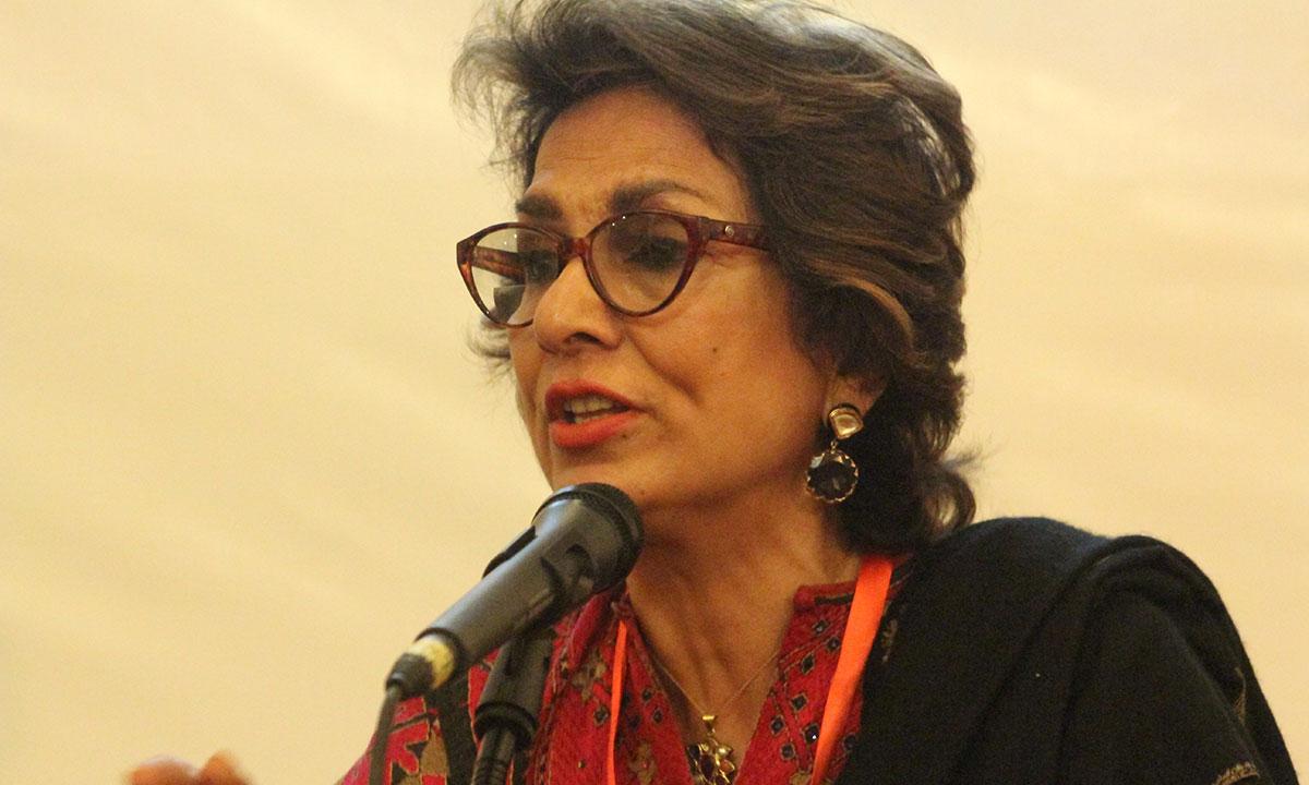 Bina Ramani. – Photo by Hamza Cheema