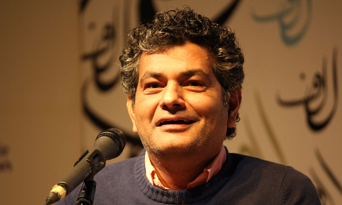 Mohammed Hanif. – Photo by Hamza Cheema