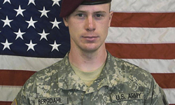 This undated file image provided by the US Army shows Sgt. Bowe Bergdahl. — File photo by AP