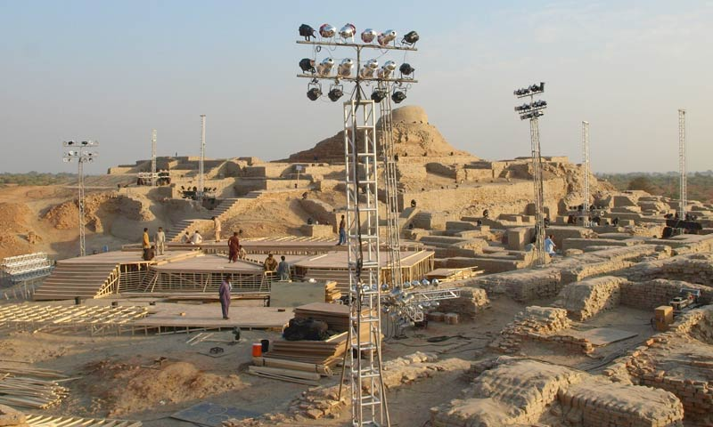 For UNESCO the federal government is the focal point for all six World Heritage Sites in Pakistan, which otherwise are controlled by the provinces after the devolution of powers. — File photo