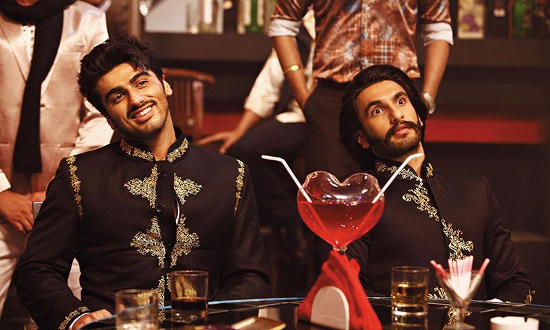 "A scene from movie, ""Gunday"". – Courtesy Photo"