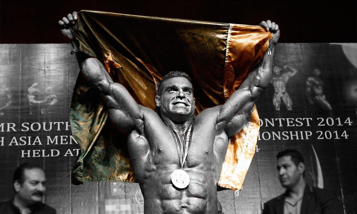 Pakistan win South Asia bodybuilding championship