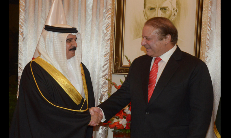 Ties with Bahrain based on mutual trust, says PM