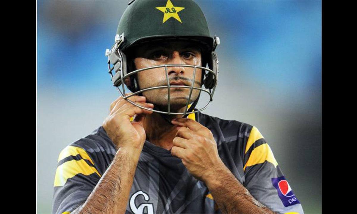 ح=حفیظ، پاکستان کا  ٹی ٹوئنٹی کپتان جو 2012 میں سیمی فائنل کی شکست کا داغ دھونے کے لیے تیار ہے