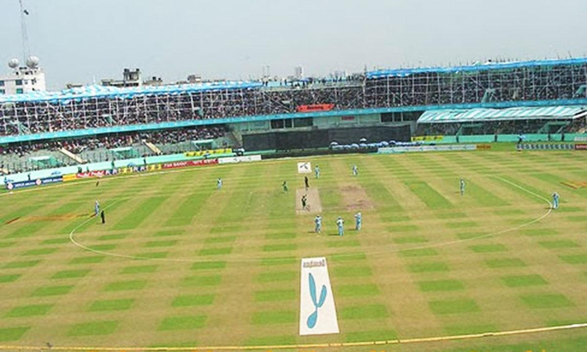 ظ=ظہور احمد چودھری اسٹیڈیم، چٹاگانگ۔ جہاں ورلڈ ٹی ٹوئنٹی کے کئی مقابلے کھیلے جائیں گے