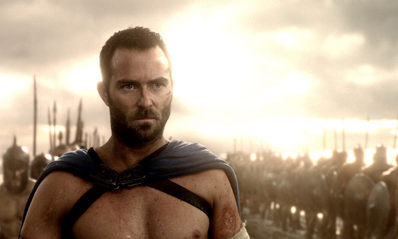 "A scene from movie, ""300: Rise of an Empire"". – Courtesy Photo"