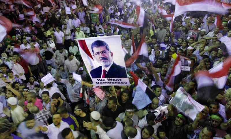 On Tuesday, another mass trial against Morsi's supporters opens in a Minya court with 683 suspects facing similar charges.  — File photo