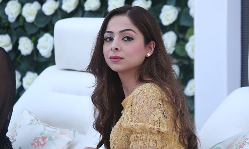 Saher H. Paracha, CEO and Publisher of OK! Pakistan.