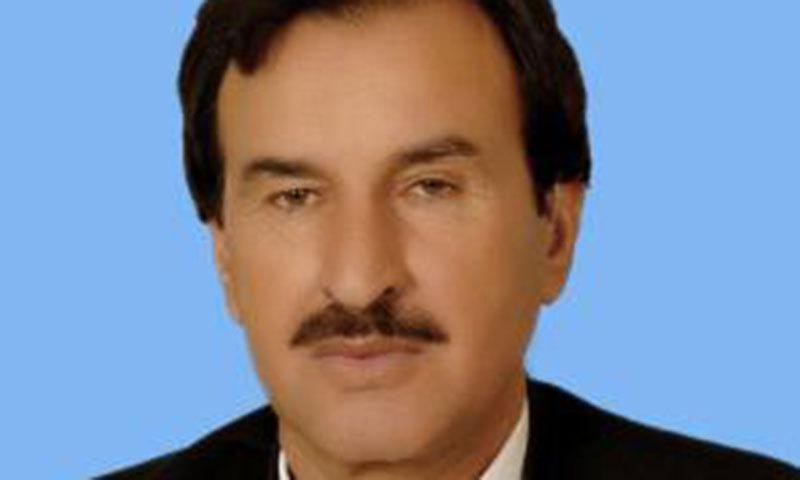 MNA Nasir Khan Afridi