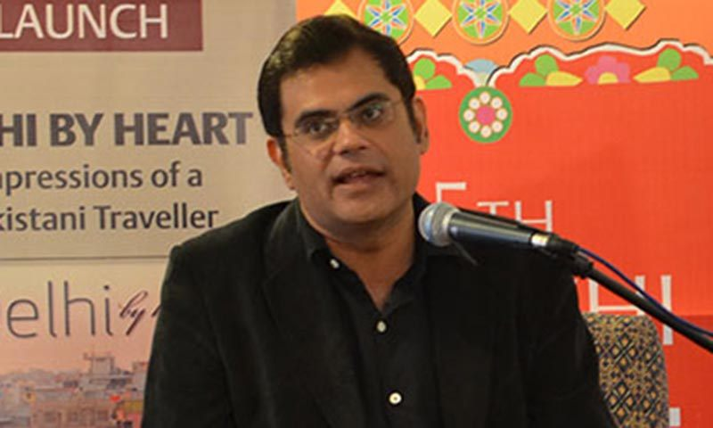 Columnist and TV anchor Raza Rumi. -Dawn File Photo
