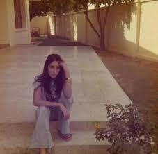 A young Benazir Bhutto at 70 Clifton (1976)