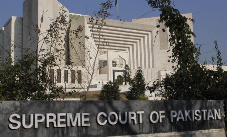 Supreme Court of Pakistan — File photo