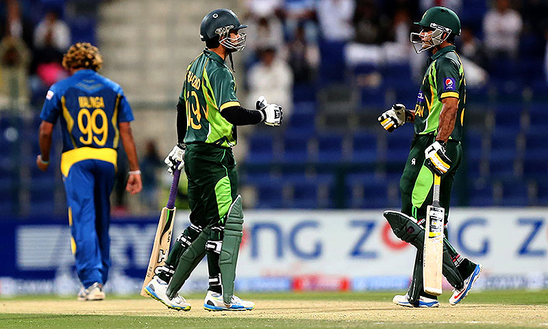 Pakistan will face off against Sri Lanka in two Tests and three ODIs, officials from the PCB and SLC confirmed. -Photo by AFP