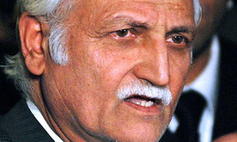 Senator Farhatullah Babar.—File Photo