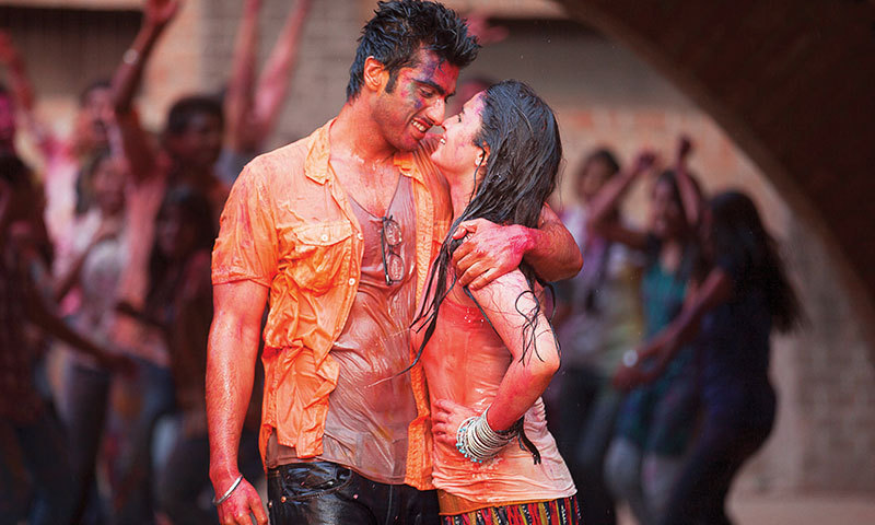 "A scene from movie, ""2 States"". – Courtesy Photo"