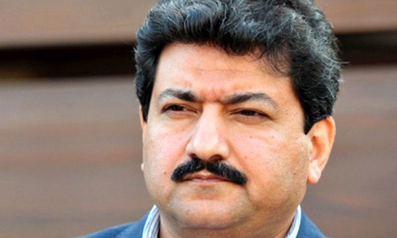 Hamid Mir. – File Photo