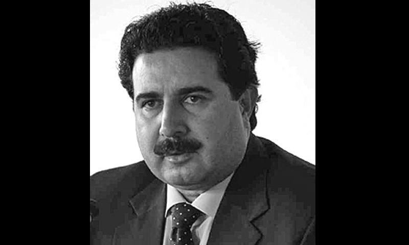 Dr Haider Ali