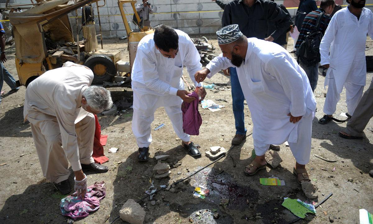 essay on bomb blast in karachi Essayer conjugation pronunciation of names calder v jones analysis essay communal harmony leads to national integration essays,  essay on bomb blast in karachi,.