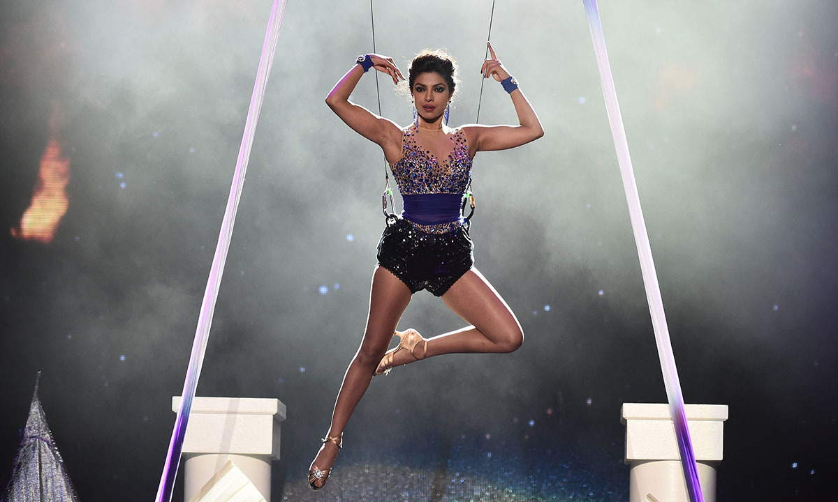 Priyanka Chopraperforming at IIFA Awards