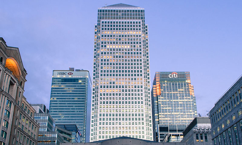 Canary Wharf, the business district with a high concentration of tall buildings in east London, was al Qaeda's next target after the World Trade Centre. – Photo courtesy: Wikimedia commons