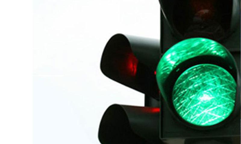 Saudi grand mufti terms jumping traffic light 'haram'
