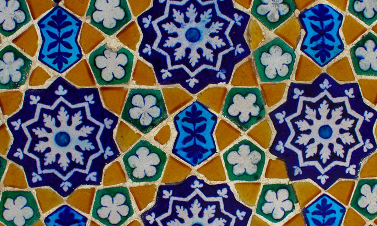 Gilgit Wall Art Glass
