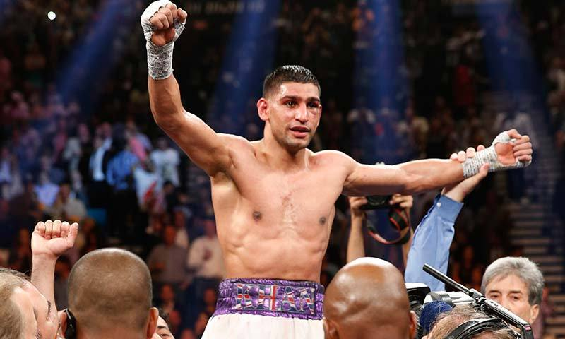 5365c4db85936?r723992071 - Khan hoping for Mayweather fight after taking down Collazo