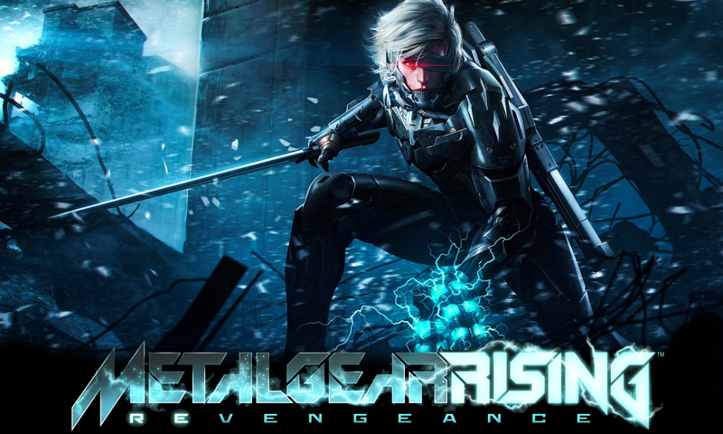GameHub: Metal  <b> Equipment </b>  Rising ' Revengeance'