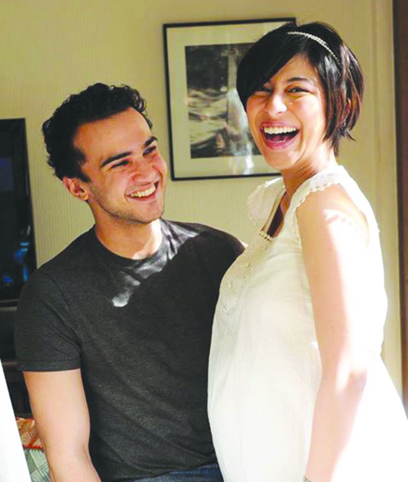 When Mahmood Rehman and Meesha Shafi were expecting their first born