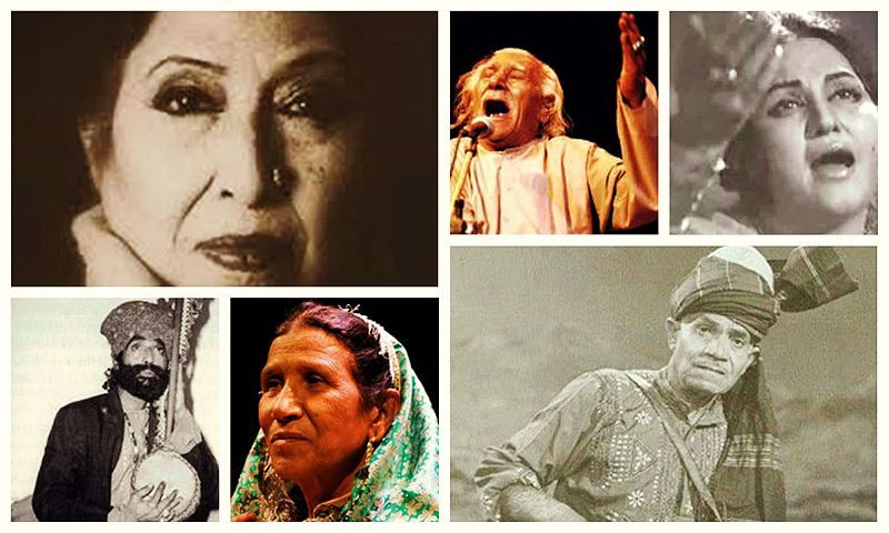 12 songs from Pakistan's mountains, deserts, shrines and streets