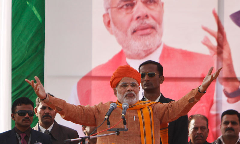 PM-elect Narendra Modi.  - File Photo