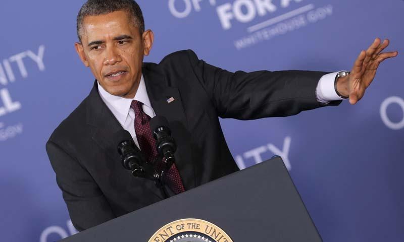 US President Barack Obama. - File Photo