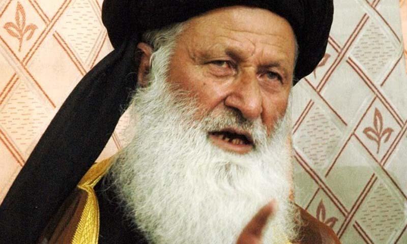 Maulana Mohammad Khan Sheerani, chairman of the Council of Islamic Ideology. —File/ INP