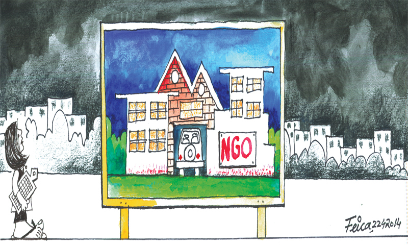 Social sector: Welcome to NGO hell!