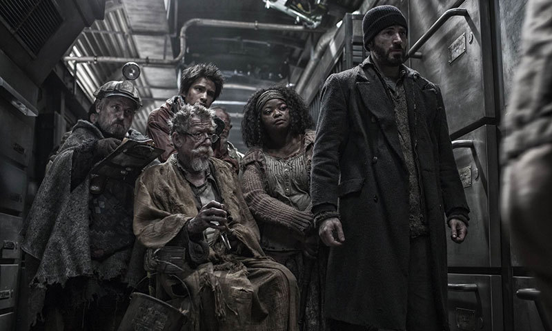 "A scene from movie, ""Snowpiercer"". – Courtesy Photo"