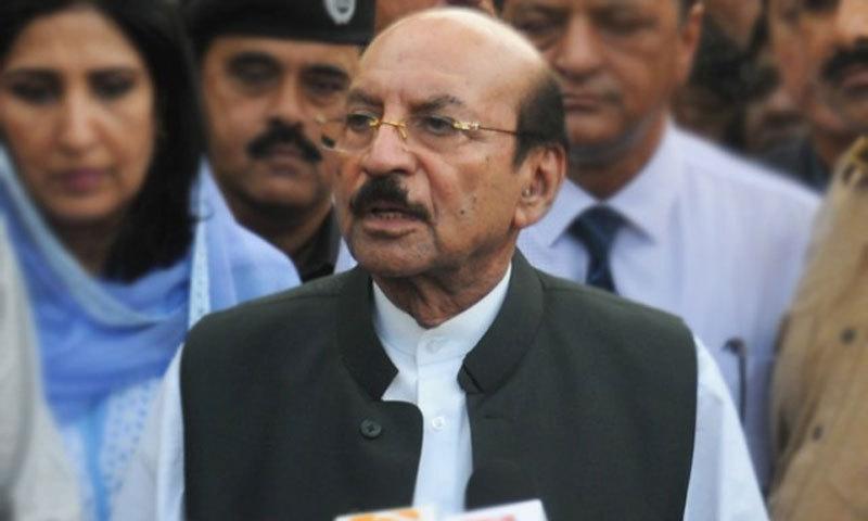Sindh Chief Minister Syed Qaim Ali Shah. - File Photo