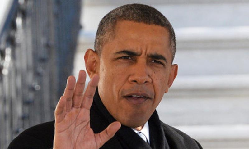 US President Barack Obama. — File photo