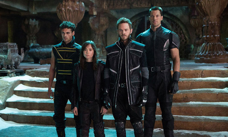 "A scene from movie, ""X-Men: Days of Future Past"". – Courtesy Photo"